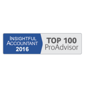K.C. Courtnier was selected as one of the Top 100 ProAdvisors of 2016 and 2015 out of 130,000 worldwide.